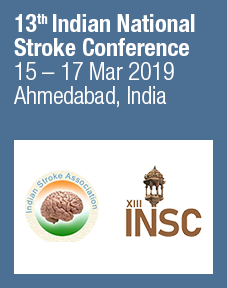Indian National Stroke Conference 2019 Logo