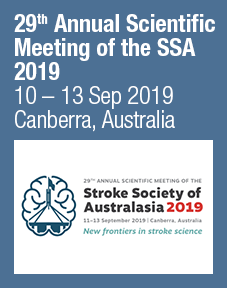 Annual Scientific Meeting of the SSA 2019 Logo