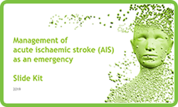 Management of acute ischaemic stroke (AIS) as an emergency slidekit